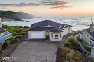 116 Fishing Rock Dr., Depoe Bay, OR 97341 - Exterior
