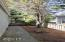 305 Seagrove Loop, Gleneden Beach, OR 97388 - Side yard