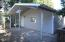 305 Seagrove Loop, Gleneden Beach, OR 97388 - Covered entry to garage