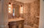 11445 NE Avery St, Newport, OR 97365 - upper main bath