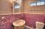 11445 NE Avery St, Newport, OR 97365 - lower level half bath
