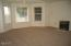 225 Derrick St, Depoe Bay, OR 97341 - Living Room w/gas fireplace