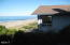 4705 SW Beach Ave, Lincoln City, OR 97367 - Side of house and ocean