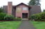 210 SE Harney St, Newport, OR 97365 - Front yard