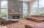 49505 Proposal Rock Loop, Neskowin, OR 97149 - Grand Fireplace