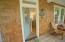 258 Bunchberry Way, Depoe Bay, OR 97341 - Entry Door