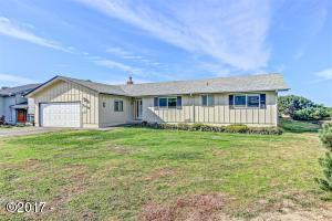 2906 NW Oceania Dr, Waldport, OR 97394 - Front Of The Home
