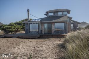 309 Salishan Dr, Lincoln City, OR 97367 - Exterior - Rear View