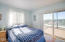 447 King St, Yachats, OR 97498 - Master Bedroom