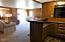 36450 Big Trout Rd, Hebo, OR 97122 - Entertaining bar with sink in den