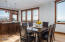 7830 Brooten Mountain Loop, Pacific City, OR 97135 - Dining space and kitchen