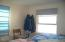 315 SW Coast Ave, Depoe Bay, OR 97341 - Upper bedroom 1/ocean view