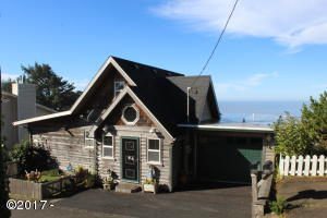 4411 SW Coast Ave, Lincoln City, OR 97367 - Front
