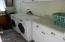 4003 Lincoln Ave, Depoe Bay, OR 97341 - Laundry Room