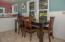 248 N Bear Creek Rd, Otis, OR 97368-9705 - Dining Area