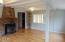 2523 NW Oar Ave, Lincoln City, OR 97367 - View to kitchen and covered porch