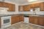1030 SW 17th St, Lincoln City, OR 97367 - Guest Unit-Kitchen