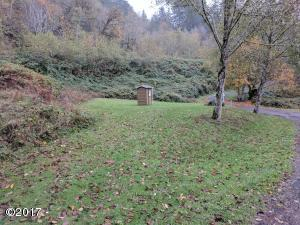 TL 200 E Brilemar St, Tidewater, OR 97390 - Partially developed lot