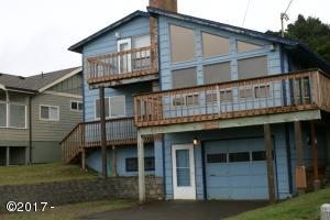 6350 NE Mast Ave, Lincoln City, OR 97367 - Oceanview Home