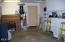 2013 NW Mackey Street, Waldport, OR 97394 - Garage with storage