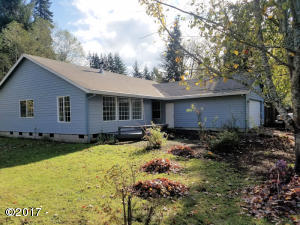 21 Trout Ln., Otis, OR 97368 - Curbside