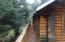3186 NORTH Bear Creek Road, Otis, OR 97368 - Side Deck