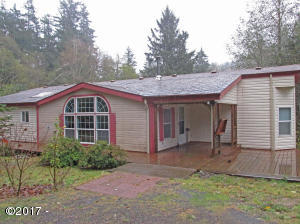 48379 Little Nestucca River Rd, Cloverdale, OR 97112 - Front of House