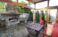 2054 NW 51st St, Lincoln City, OR 97367 - Firepit and fireplace
