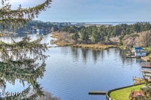 1204 NE Harbor Ridge, Lincoln City, OR 97367 - Lake and surf views