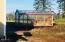 11491 NW Thompson St, Seal Rock, OR 97376 - Greenhouse out back