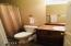 11491 NW Thompson St, Seal Rock, OR 97376 - Guest Bathroom