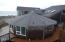 555 Cardinal St, Depoe Bay, OR 97341 - One of 2 lower bedrooms with view