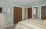 5915 El Mar Ave., Lincoln City, OR 97367 - Lower Level Master Bedroom - View 4 (128