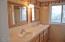 1930 NE 56th Dr, Lincoln City, OR 97367 - Upper level bath