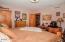 10756 Siletz Highway, Siletz, OR 97380 - Downstairs Bedroom - View 2