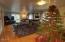 828 NE Grant St, Newport, OR 97365 - living Room & Dining area