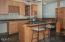 3360 NW Oceanview Dr., #A, Newport, OR 97365 - Kitchen