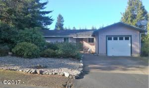 780 SE Ball Blvd, Waldport, OR 97394 - Front of Home from Street