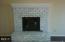 780 SE Ball Blvd, Waldport, OR 97394 - Living Room Fireplace