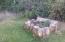780 SE Ball Blvd, Waldport, OR 97394 - Backyard Log Planter