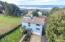6215 NE Oar Dr, Lincoln City, OR 97367 - Aerial showing ocean view