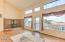 6215 NE Oar Dr, Lincoln City, OR 97367 - Vaulted living room