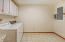 6215 NE Oar Dr, Lincoln City, OR 97367 - Laundry room on lower level