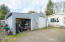 2067 SE Hemlock Ct, Lincoln City, OR 97367 - Storage/garage by house