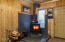5755 Guardenia Ave, Pacific City, OR 97135 - Fireplace and mudroom