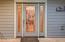 543 N Bayview Ct, Waldport, OR 97498 - Front Door