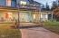 543 N Bayview Ct, Waldport, OR 97498 - Front Entry With Covered Front Deck