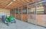 543 N Bayview Ct, Waldport, OR 97498 - 4 Stall Horse Barn