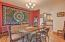 543 N Bayview Ct, Waldport, OR 97498 - Dining Room Off The Kitchen