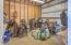 543 N Bayview Ct, Waldport, OR 97498 - Large Tack Room